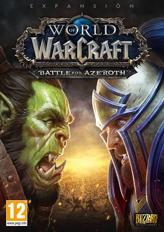World of Warcraft Battle for Azeroth (PC) für 18,76€ (Amazon ES)