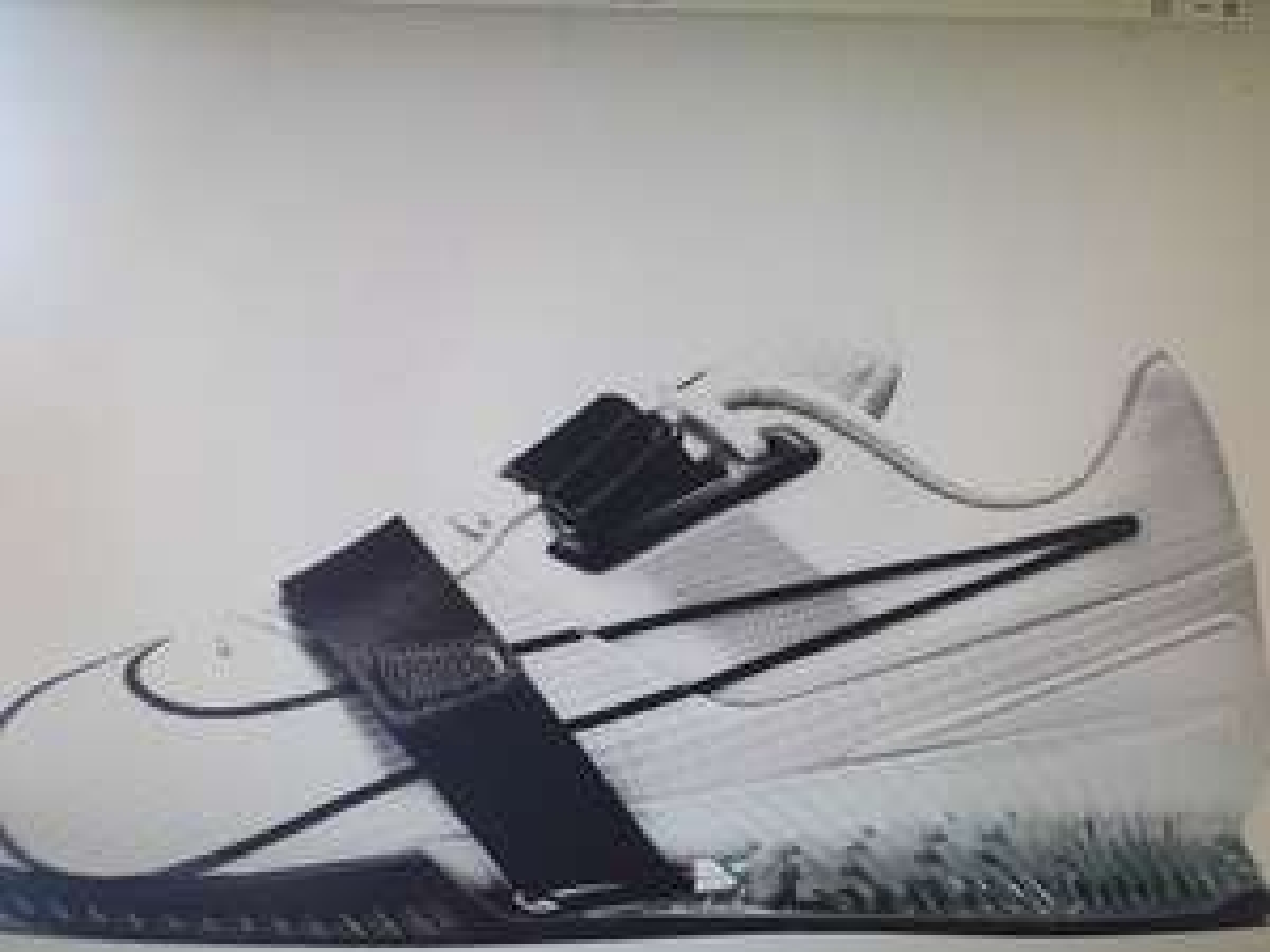 Nike Romaleos 4 Gewichtheberschuh