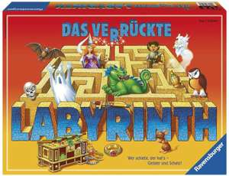 Das verrückte Labyrinth (26446) für 16,99€ (Media Markt Abholung)