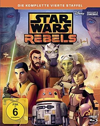 [Amazon Prime]Star Wars Rebels - Staffel 1 - 4 je 12,97 €