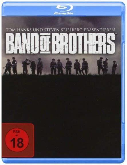 Band of Brothers - Wir waren wie Brüder (Blu-ray) für 15,12€ (Amazon)
