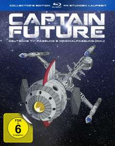 Captain Future - Komplettbox Collector's Edition (Blu-ray) für 99,97€ (Amazon)