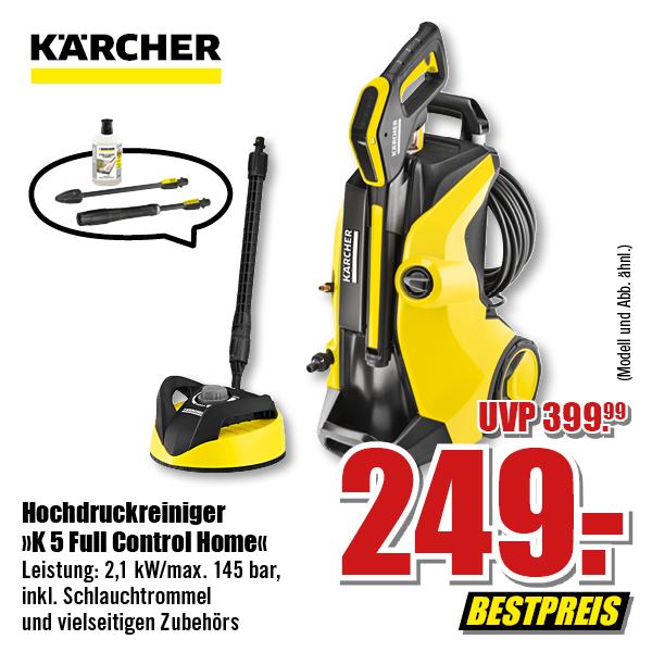 [Regional, offline][B1 Discount Baumarkt] Kärcher K5 Full Control Home Hochdruckreiniger