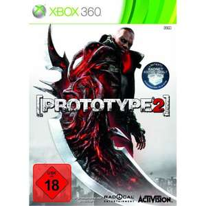 Prototype 2 Radnet Edition (AT-Version) für 16,99€ inkl. Versand (xbox360)