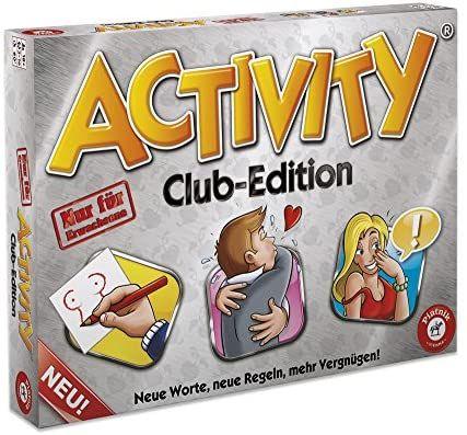 Piatnik Deutschland 6038 - Activity Club Edition ab 18 Jahren [Amazon Prime]