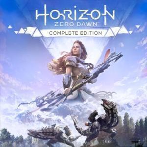 Horizon Zero Dawn Complete Edition (PS4 Digital Code US) für 5,69€ (CDkeys)