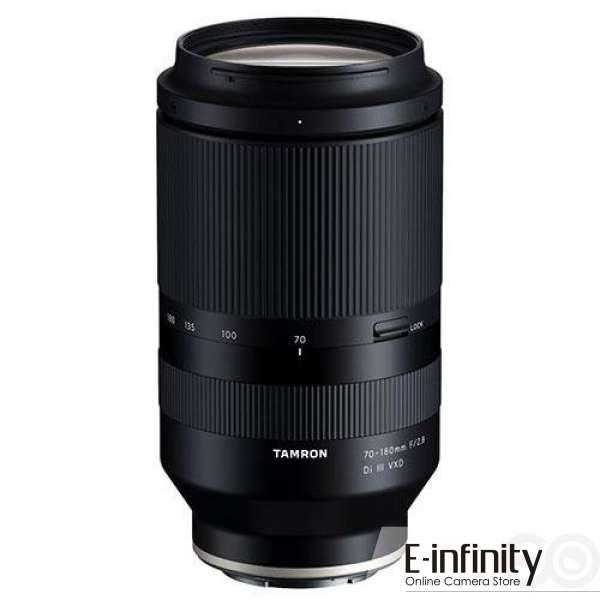 TAMRON 70-180mm f/2.8 Di III VXD - Sony FE [Grauimport]
