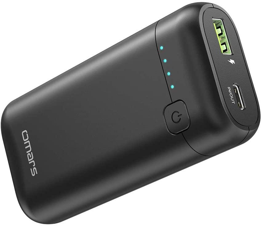 Omars Powerbank 10.000mAh 2-Port USB C 18W