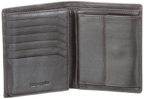 Samsonite NYX-Style Geldbörse Rindsleder 10,5 cm inkl. Versand