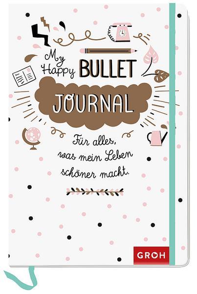 [Bol.de] Happy Bullet Journal für 9,17€