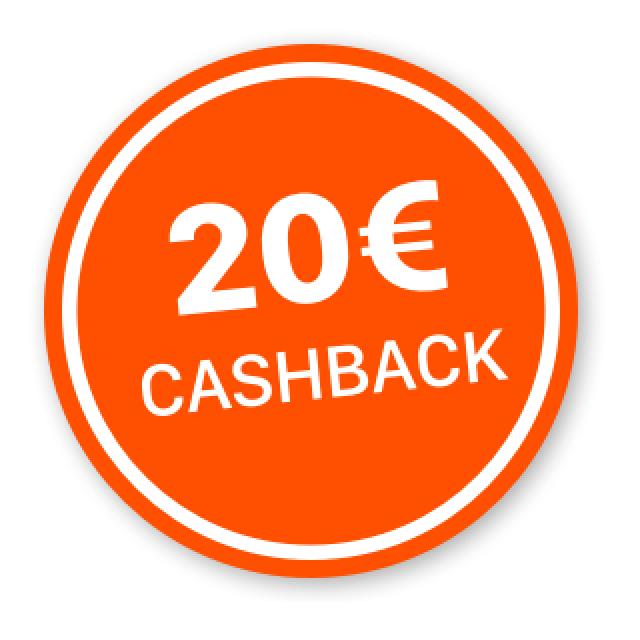 20 € Cashback für Strom- oder Gaswechsel bei aboalarm.de