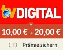 [Spartanien] 10 Ausgaben TV Digital XXL und 30€ Prämie für 24€