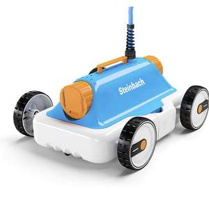 Steinbach Poolrunner S63 Pool-Bodensauger Poolroboter