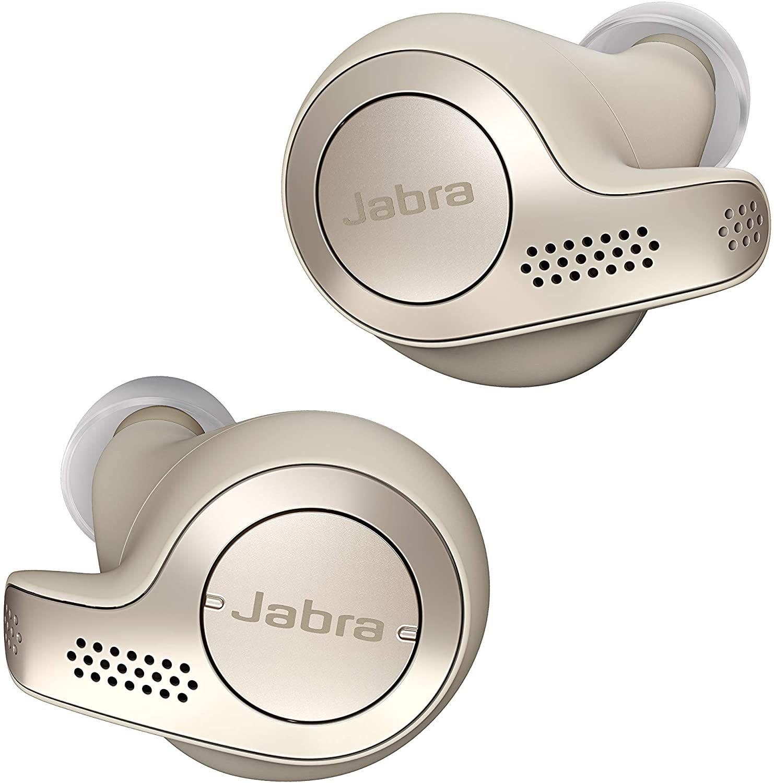 Jabra Elite 65t True Wireless Bluetooth In-Ear Kopfhörer (Musik und telefonieren, bis zu 15 Std. Akkulaufzeit [Amazon]