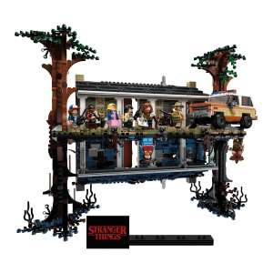 Lego Stranger Things The Upside Down oder Lego Baumhaus