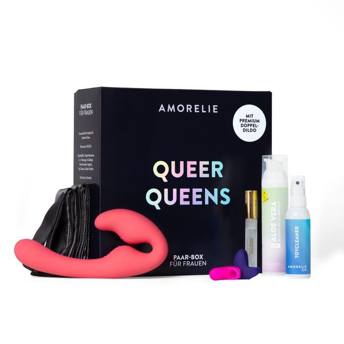 50% Rabatt auf Queer Love Boxen von AMORELIE