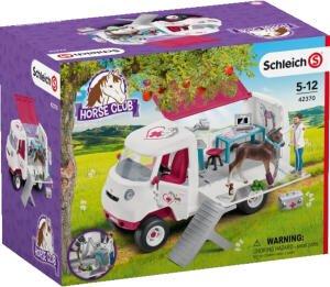 Schleich Mobile Tierärztin mit Hannoveraner Fohlen (42370) für 22,39€ (Amazon Prime & Müller Abholung)