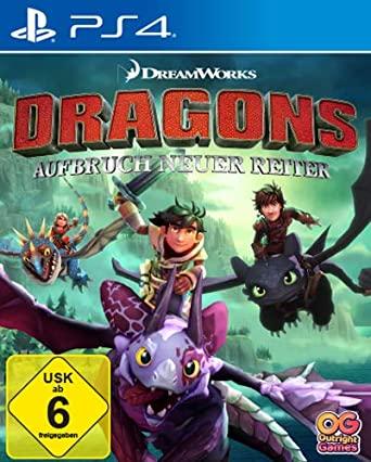 Dragons - Aufbruch neuer Reiter (PS4) (Amazon Prime)