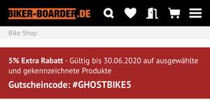 GhostBike -5% (MTB / Bike / Fully )
