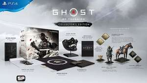 Ghost of Tsushima Collector's Edition - Amazon Frankreich