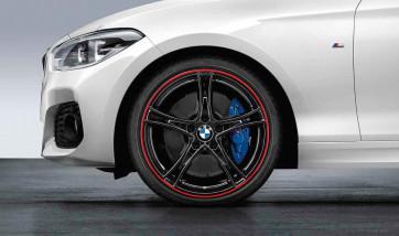 BMW Kompletträder Doppelspeiche 361 bicolor 19 Zoll 1er F20 F21 2er F22 F23 [DOT 20/2011]