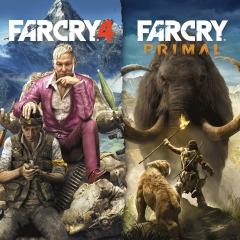 Far Cry 4 + Far Cry Primal Bundle (Xbox One) für 17,49€ oder für 12,89€ NOR (Xbox Store)