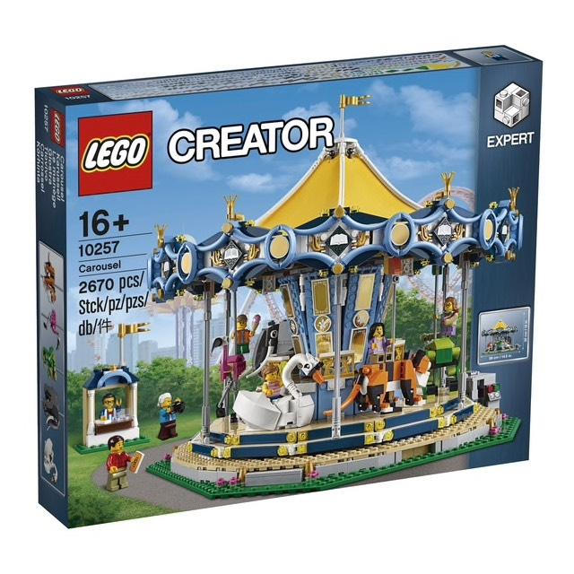 LEGO Creator 10257 Karussell [el corte ingles ES]