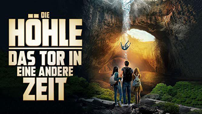 Die Höhle - Das Tor in eine andere Zeit Digital zum Kauf bei Amazon und iTunes