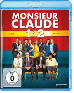 Monsieur Claude 1+2 (Doppel-Set Blu-ray) für 9,97€ (Amazon Prime & Dodax)