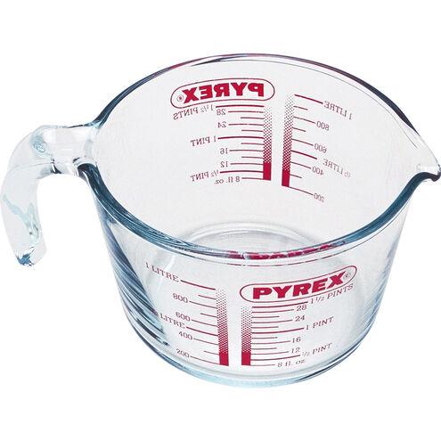 Pyrex Classic Ultrabeständiger Messbecher 1L aus Borosilikatglas. Abholung in Filiale 7,99€