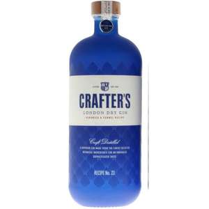 Crafters London Dry Gin 0,7L (43% Vol.)