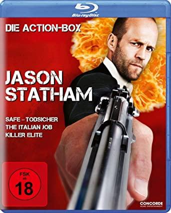 Jason Statham - Die Action-Box (3-Film-Set Blu-ray) für 9,97€ (Amazon)