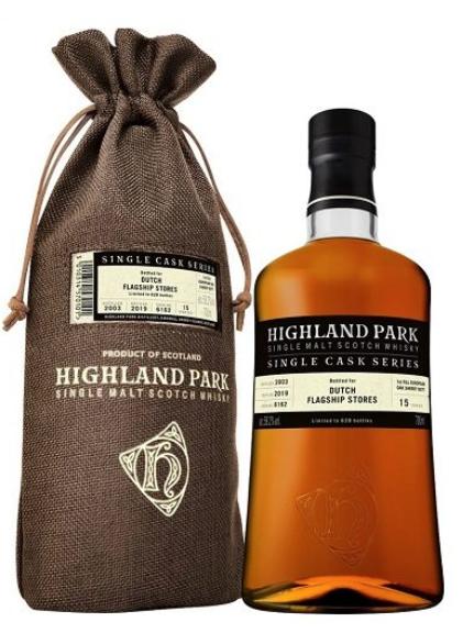 Highland Park 2003 Single Cask, Compass Box Myths & Legens III/ Phenomology/ The Circle - Whisky Sammeldeal