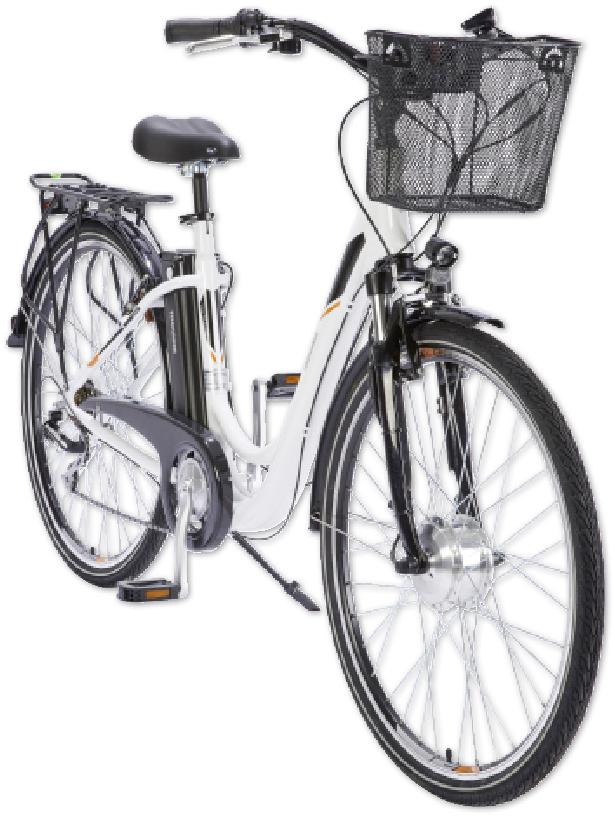 "[Lokal Selgros] Telefunken E-Bike Alu-City 28 ""Multitalent"""
