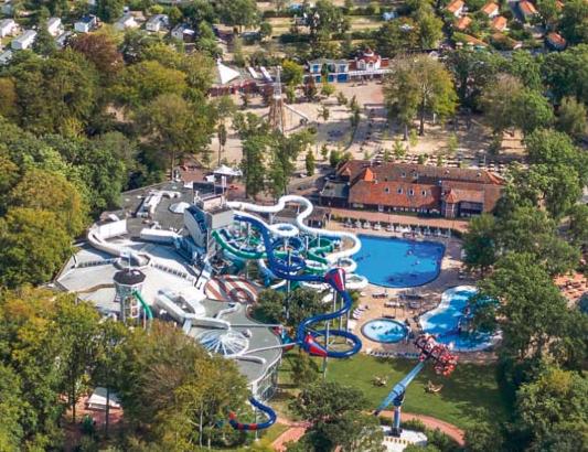 Urlaub im Frühsommer (Juni): 1 Woche Camping zu Viert inkl. Freizeitpark und Schwimmbad