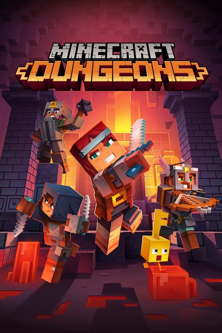 [CDKeys] Minecraft: Dungeons (Windows 10 Key) für 15,99€