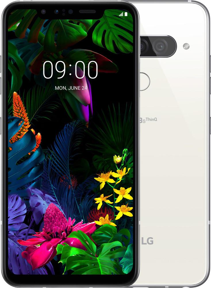 "[Saturn & Media Markt] LG G8s ThinQ 6.21"" Dual-SIM Smartphone (6GB/128GB, NFC, Snapdragon 855, 3550mAh) in weiß für 303€ / 291,09€ via eBay"