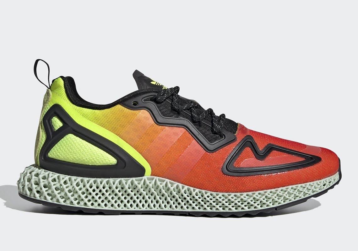 Adidas ZX 2K 4D für 124,77 Euro