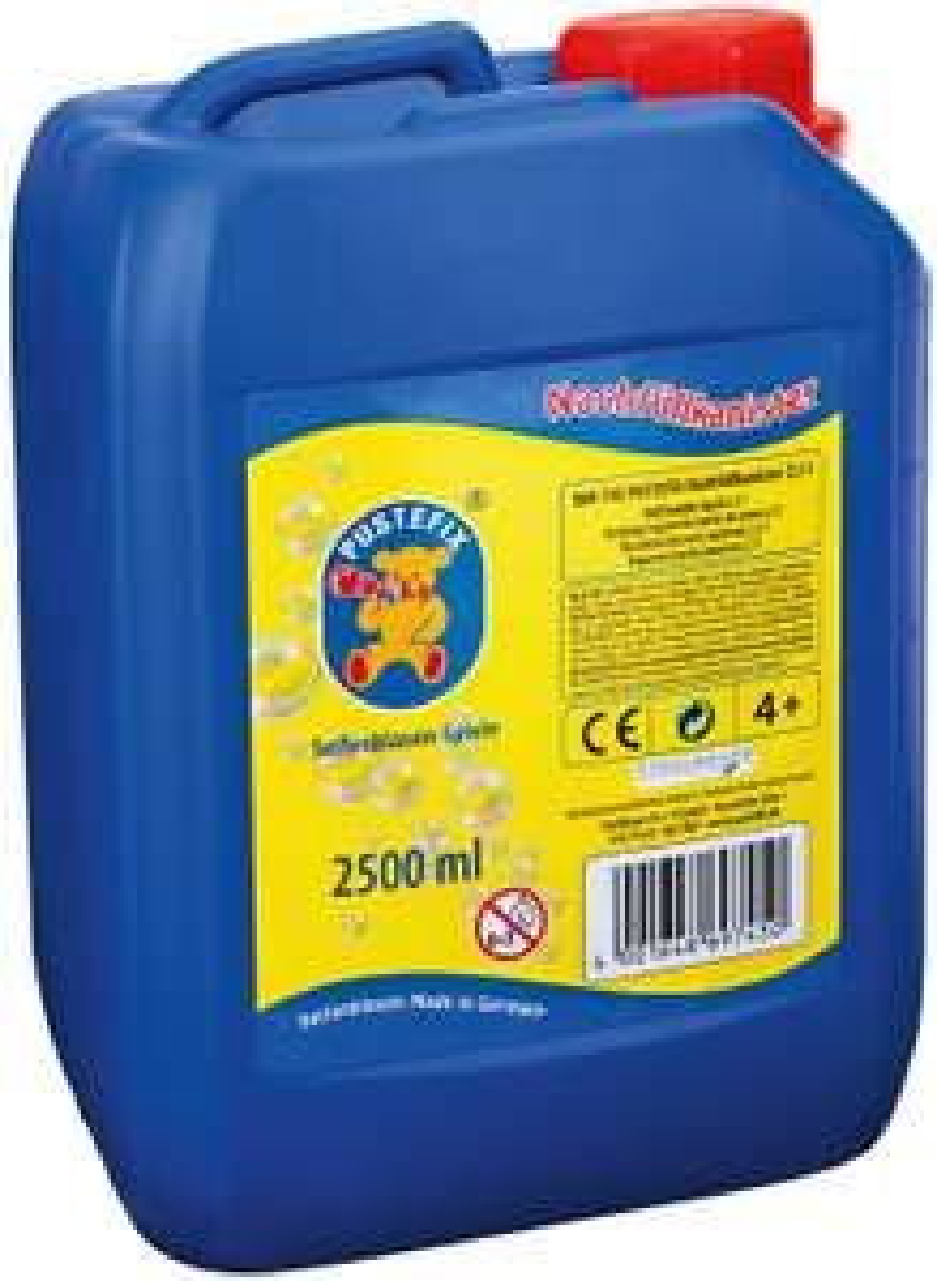 PUSTEFIX Nachfüllkanister 2,5 Liter (Amazon)