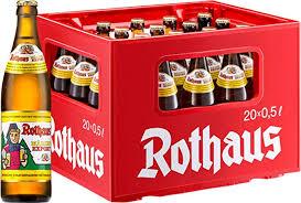 Rothaus Pils oder Märzen Export, 20 x 0,5 Liter für 12,99 Euro [Real-regional]