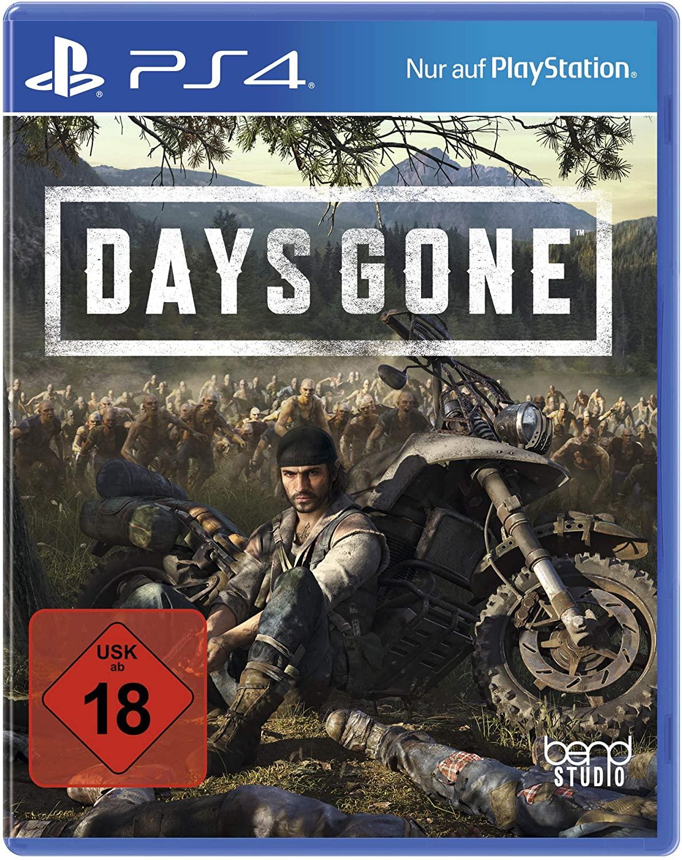 [SATURN LOKAL IN WUPPERTAL] DAYS GONE (PS4) für 15 €