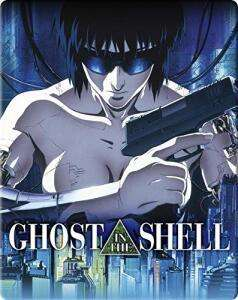 Ghost in the Shell Limited FuturePak Edition (Blu-ray) für 9,99€ (Media Markt Abholung & Amazon Prime)