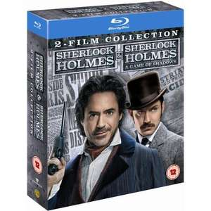 Sherlock Holmes Collection 1&2 für 10,92 € @WowHD.uk
