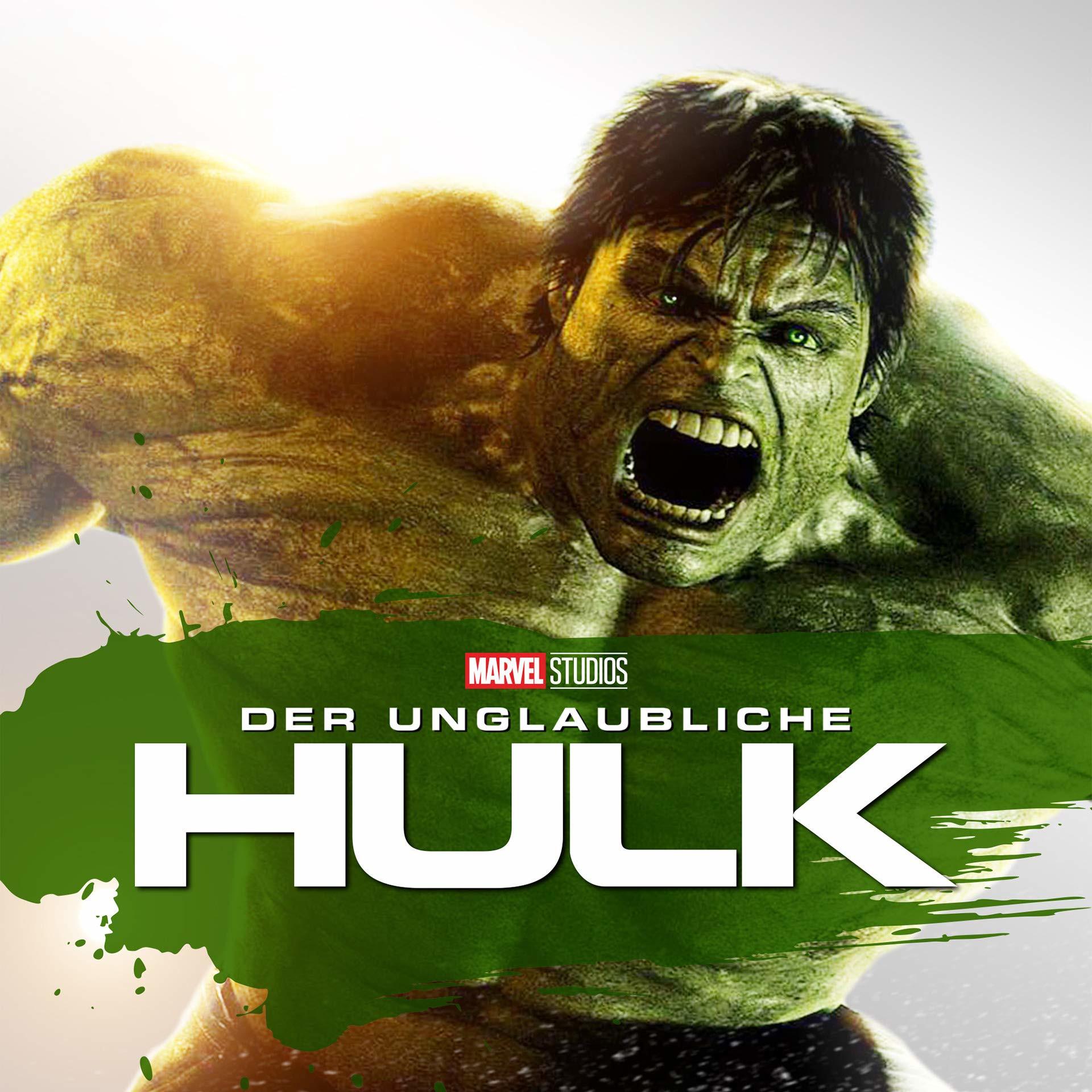 Der unglaubliche Hulk (2008) HD - MCU - Kauf [stream - google play]
