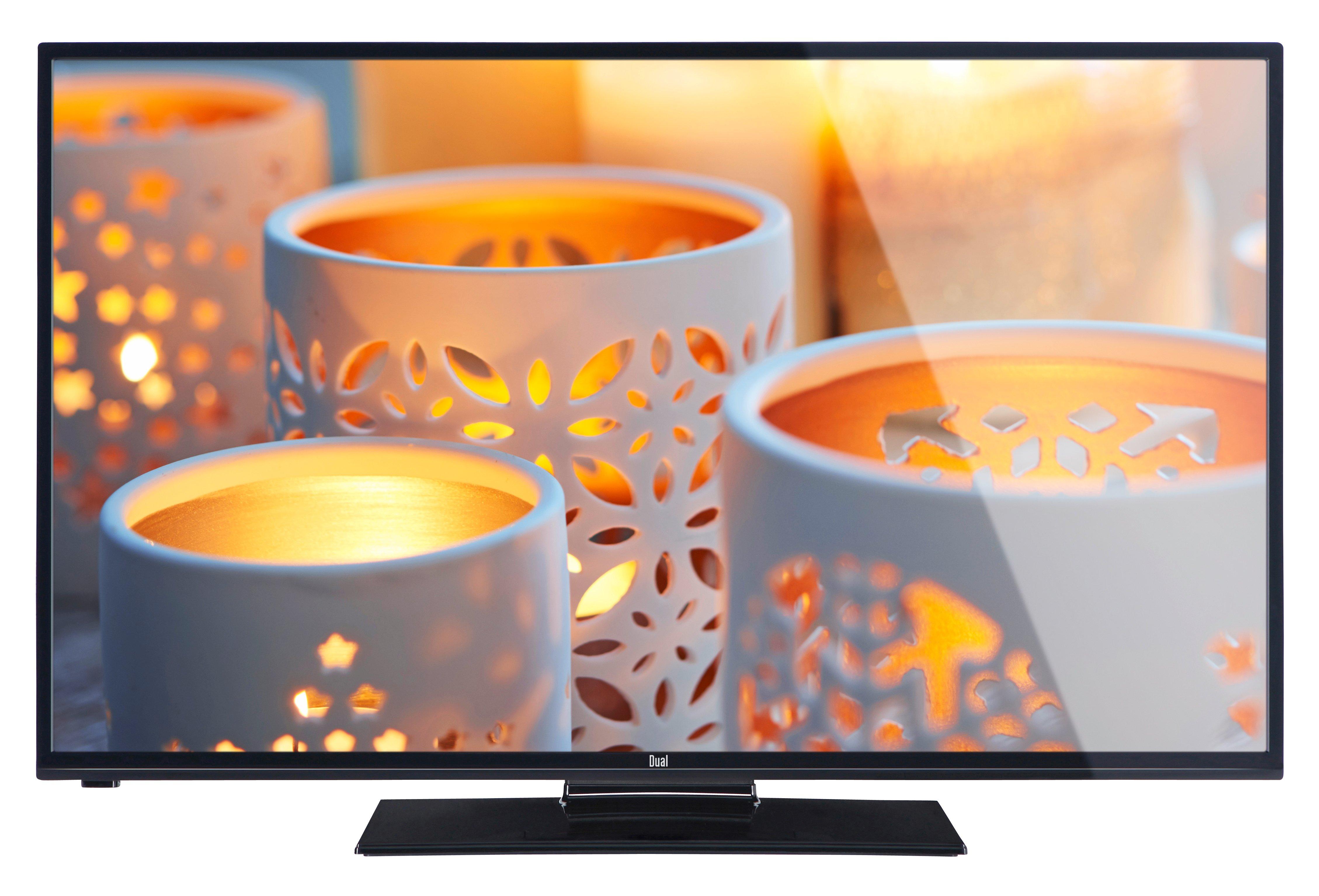 "Dual UHD-Smart-TV 50"" DL50U550P1CW (Ultra HD, WLAN, HD-Triple-Tuner,...)"