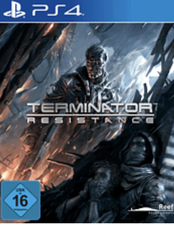 Terminator: Resistance - [PlayStation 4] Media Markt