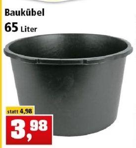 Baukübel 65 Liter, Thomas Philipps