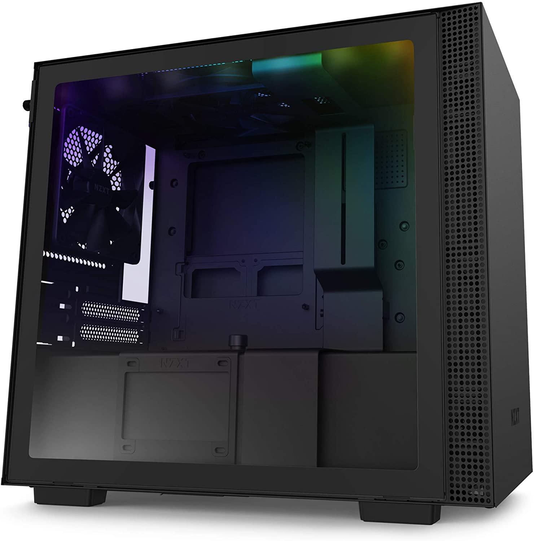 NZXT H210i Black PC Gehäuse Mini ITX RGB