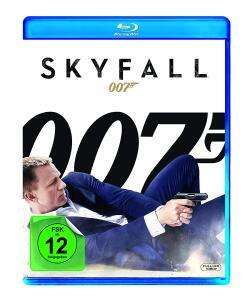 James Bond 007 - Skyfall (Blu-ray) für 3,66€ (Dodax)