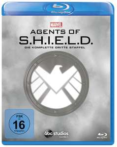 (Prime) Marvel's Agents of S.H.I.E.L.D. - Staffel 3 [Blu-ray]